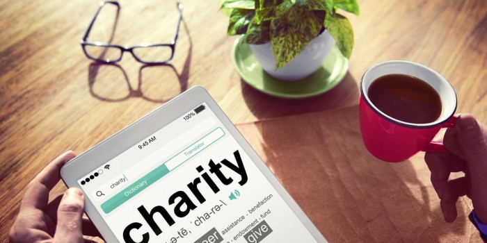 Social Media for Charitable Organizations: Advertising, Copyright and Culture
